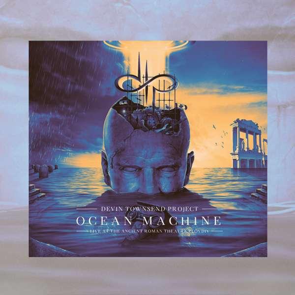 Devin Townsend Ocean Machine Live in Plovdiv